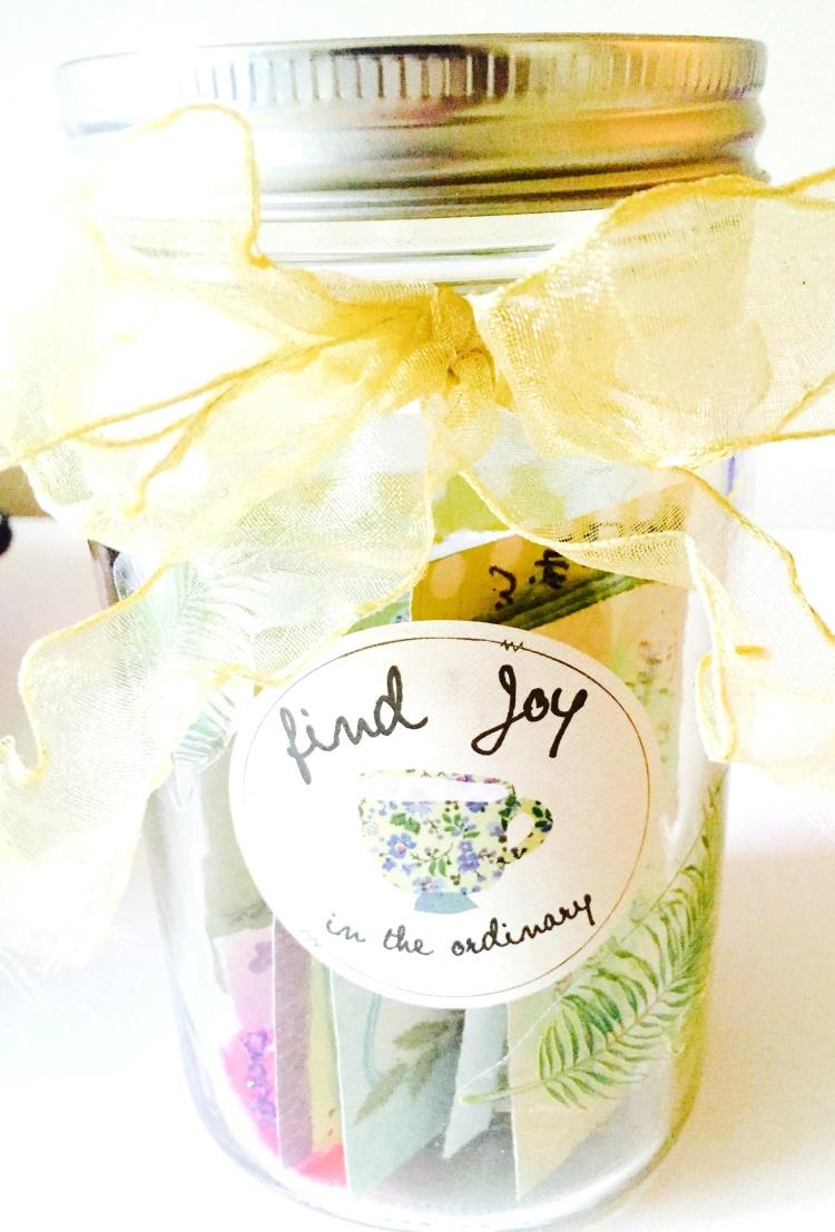My Memory Jar