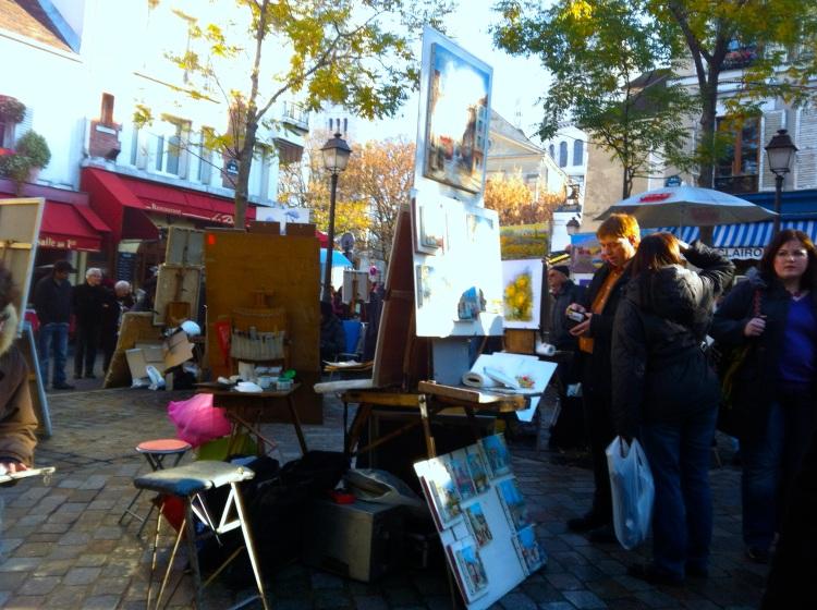 Montmarte Market