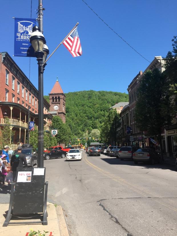 Downtown Jim Thorpe