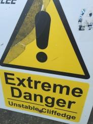 Danger at the Cliffs!