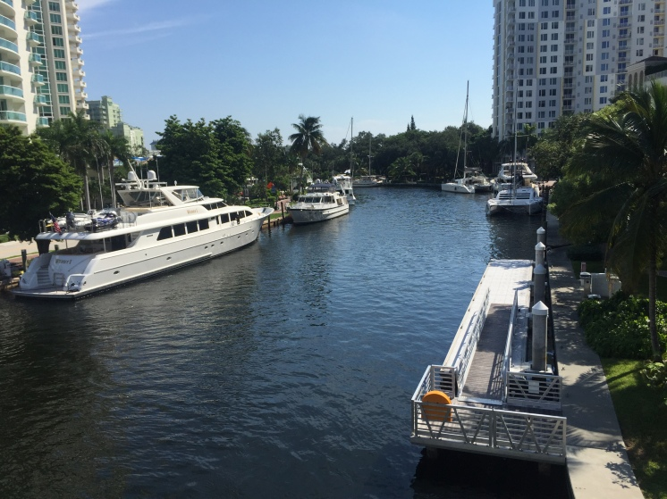 River in Las Olas