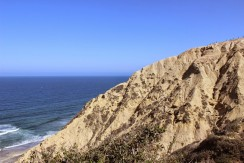 Hiking views in Torrey Pines