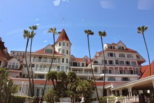 Hotel Coronado in Coronado, San Diego
