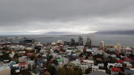 Town of Reykjavik