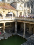 Roman Baths, England