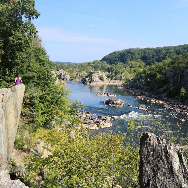 Great Falls Hiking