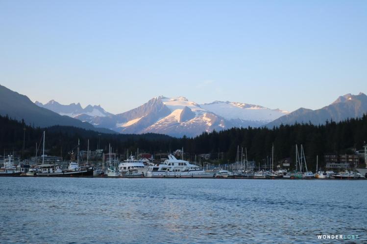 Alaska, Whale watching