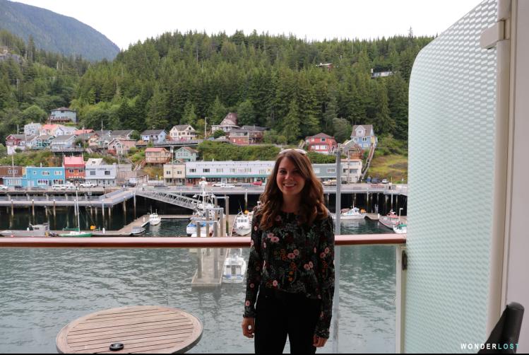 Alaska, Ketchikan, Cruise