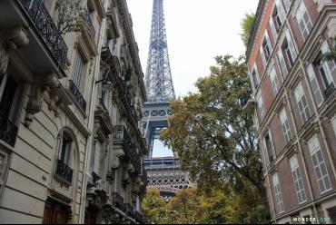 The Beautiful Lady Eiffel