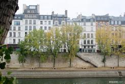 Left Bank of River Seine